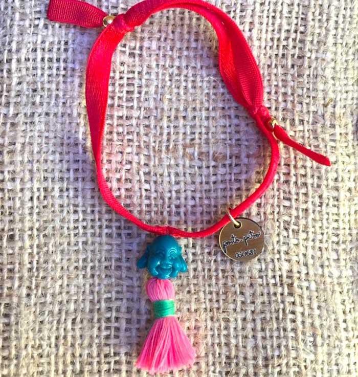 cintita roja amuleto